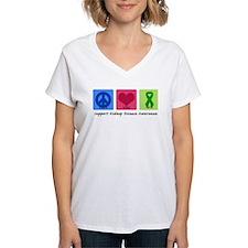 Peace Love Cure KD Shirt