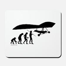 Hang Glider Evolution Mousepad