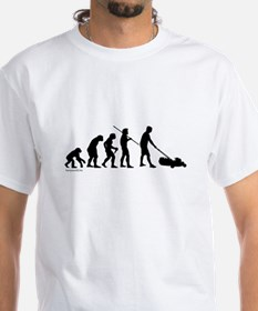 Lawnmower Evolution Shirt