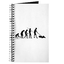 Lawnmower Evolution Journal