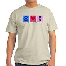 Peace Love Cure FM T-Shirt