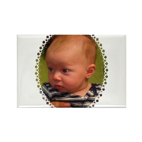 Baby Boy Rectangle Magnet (10 pack)