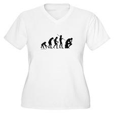 Thinker Evolution T-Shirt