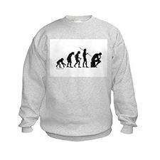 Thinker Evolution Sweatshirt