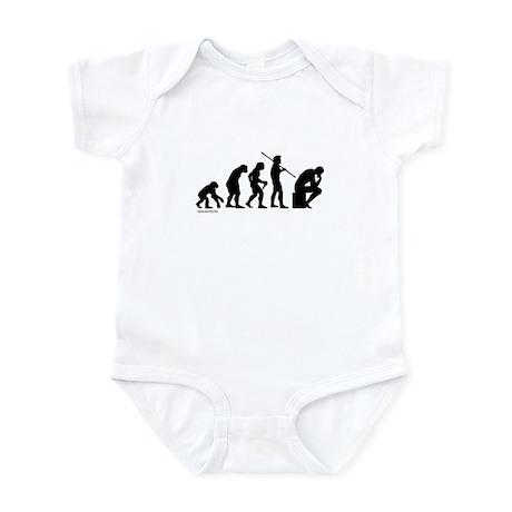 Thinker Evolution Infant Bodysuit