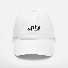 Thinker Evolution Baseball Baseball Cap
