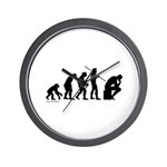 Thinker Evolution Wall Clock