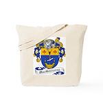 MacGillivray Family Crest Tote Bag
