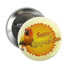 Sunny Sun Conure Button