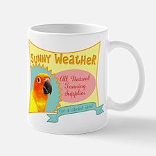 Sunny Weather Sun Conure Mug