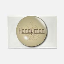 Handyman Rectangle Magnet