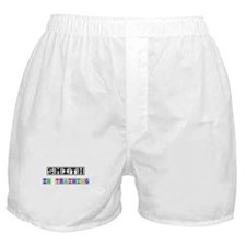 Smith In Training Boxer Shorts