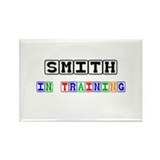 Smith In Training Rectangle Magnet