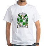 MacGuarie Family Crest White T-Shirt
