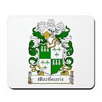 MacGuarie Family Crest Mousepad