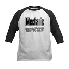 Mechanic Don't Touch My Tools Tee