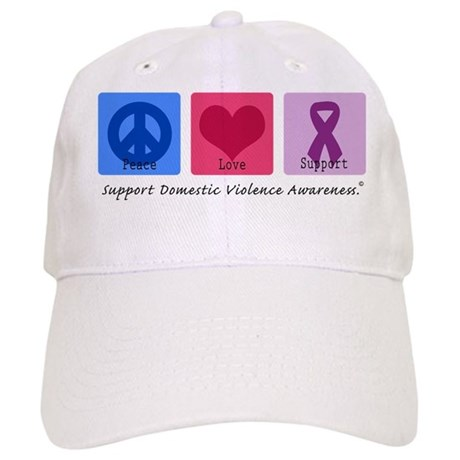 Peace Love DV Cap