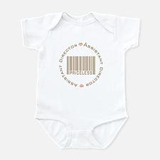 Assistant Directors Priceless Infant Bodysuit