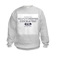 Property of SC Cockatoo Sweatshirt