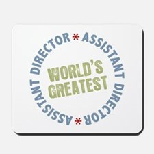 World's Greatest Assistant Director Mousepad