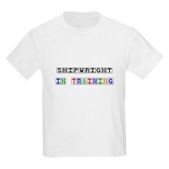 Shipwright In Training T-Shirt