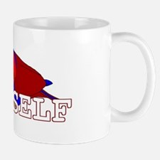 Be Yourself - Female Eclectus Mug