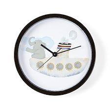Cute Johnathon Wall Clock