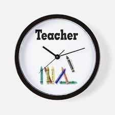 Teacher Wall Clock