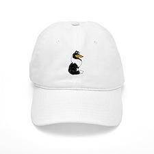 Rough Tricolor Collie Baseball Cap