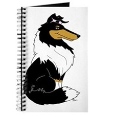 Rough Tricolor Collie Journal