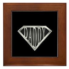 SuperDaddy Framed Tile