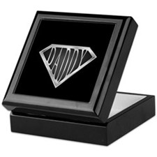 SuperDaddy Keepsake Box