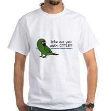 Calling Little Severe Macaw T-Shirt