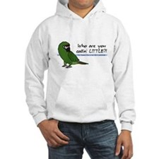 Calling Little Severe Macaw Hoodie
