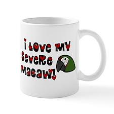 Anime Severe Macaw Mug