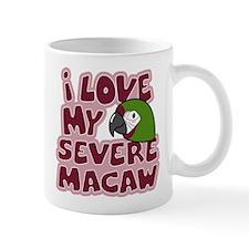Kawaii Severe Macaw Mug