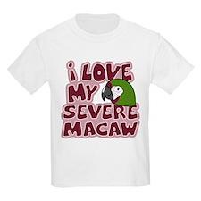 Kawaii Severe Macaw T-Shirt