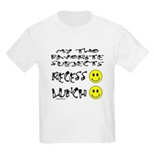 LUNCH AND RECESS T-Shirt