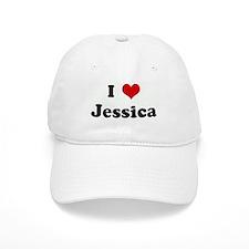 I Love Jessica Cap