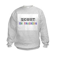 Scout In Training Sweatshirt