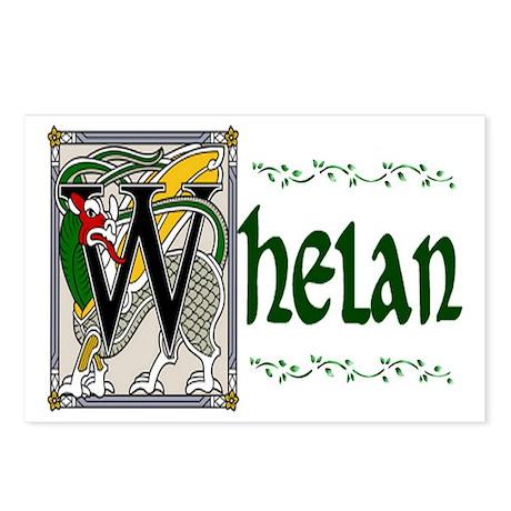 Whelan Celtic Dragon Postcards (Package of 8)