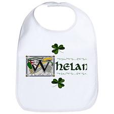 Whelan Celtic Dragon Bib
