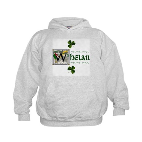Whelan Celtic Dragon Kids Hoodie