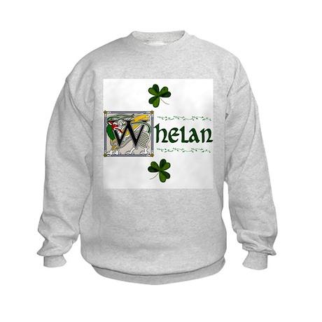 Whelan Celtic Dragon Kids Sweatshirt