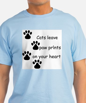 Cat Prints T-Shirt