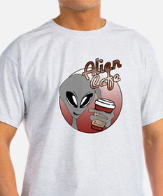 Alien Cafe T-Shirt