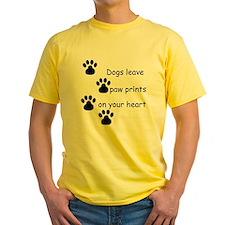 Dog Prints T