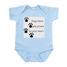 Dog Prints Onesie