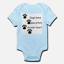 Dog Prints Onesie