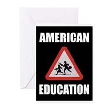 American Education Greeting Cards (Pk of 10)